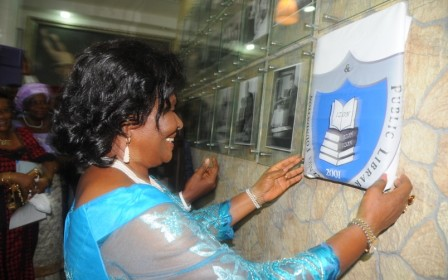 AZAIKI FOUNDATION AND PUBLIC LIBRARY CELEBRATES PROF. (Mrs) AYEBAEMI IBUTEME SPIFF, OON