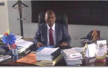 Congratulations Prof. Adebiyi Daramola VC FUTA