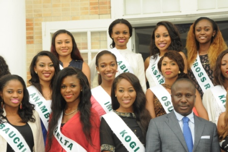 MBGN 2014 visit to Azaiki Public Library