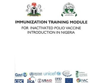 Bayelsa State level Training of Trainers (ToT) for inactivated polio vaccine in Nigeria