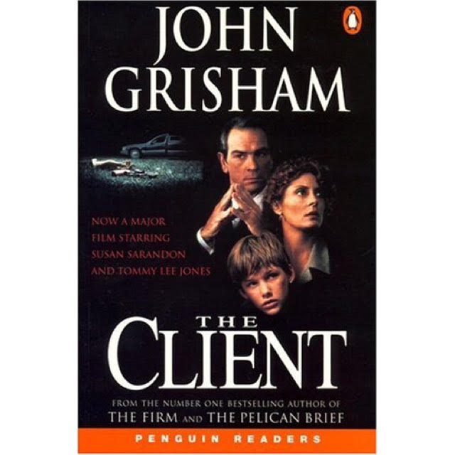 a personal review of the book the client by john grisham The client by john grisham: overall summary back again with an overall summary and opinion of the book: the client by john grisham to start off.