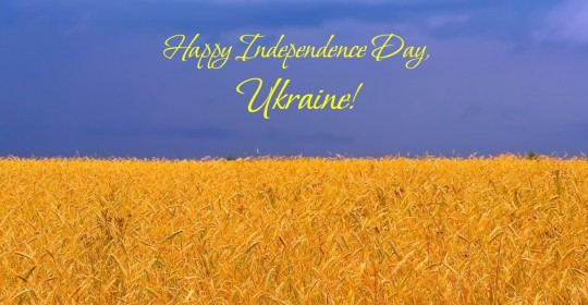 24th Anniversary of Ukraine's Independence