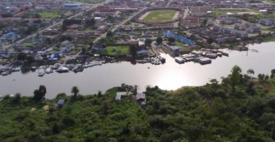 Battle for Yenagoa's Creek Haven
