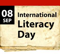 WORLD LITERACY DAY 2015