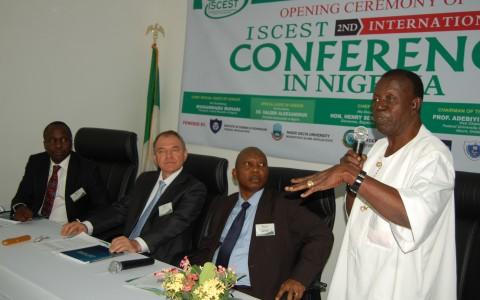 ISCEST 2015 COMMENCES