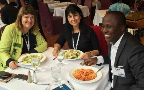 CIES 2016 Conference, Vancouver