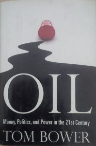 BOOK OF THE DAY: OIL, Money Politics and Power in the 21st Century