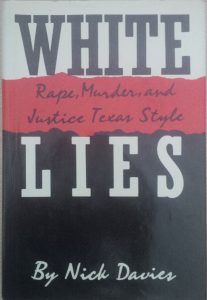 BOOK OF THE DAY; WHITE LIES
