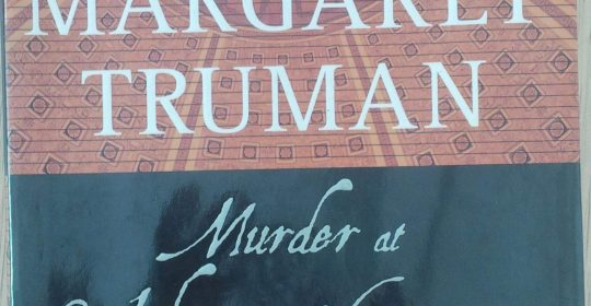 BOOK TITLE: Murder at the Library of Congress. By Margaret Truman