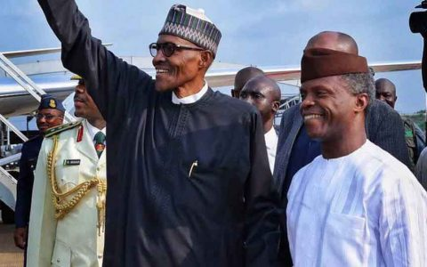 While President Buhari Was Away, By Steve Azaiki. Premium Times August 22, 2017.